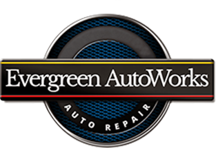 Evergreen AutoWorks  logo